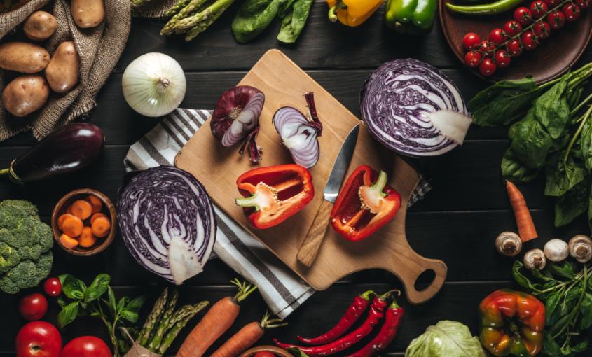 verduras mas saludables