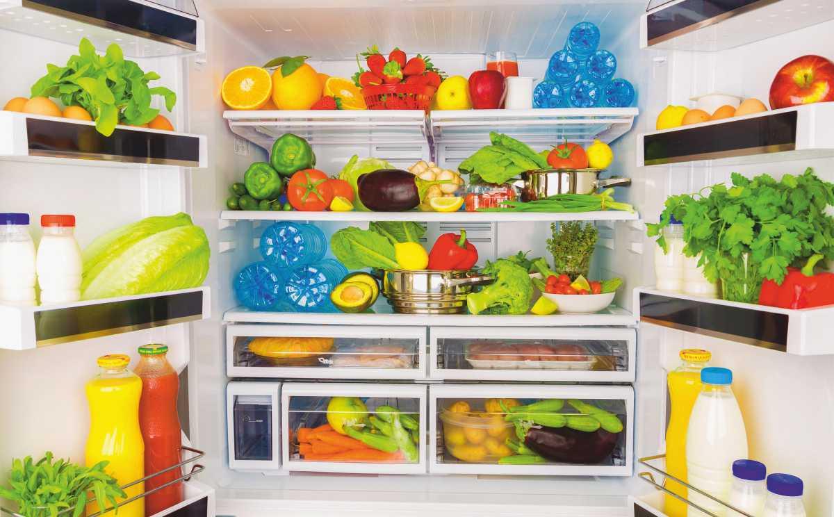 conservar frutas y verduras