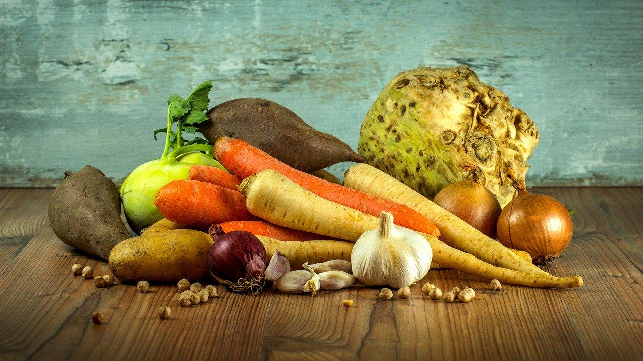 diferencia verduras y hortalizas
