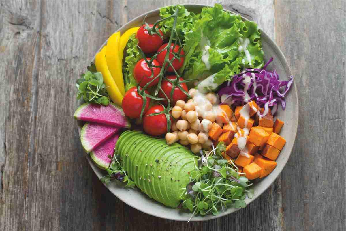 vegano vegetariano y crudívoro diferencias