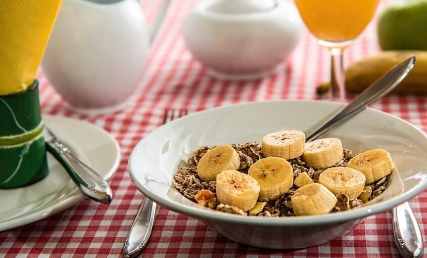 mejores desayunos con frutas