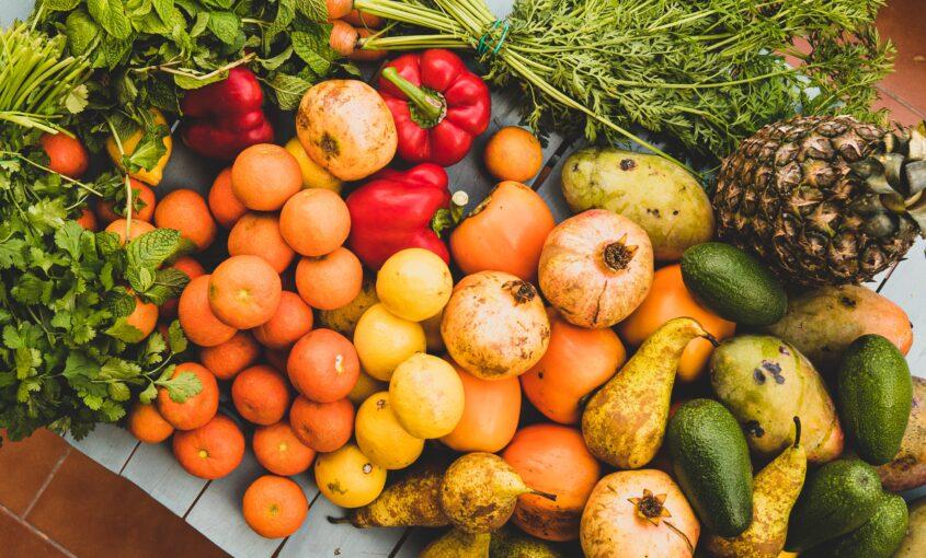 Día Mundial de las Frutas y Verduras