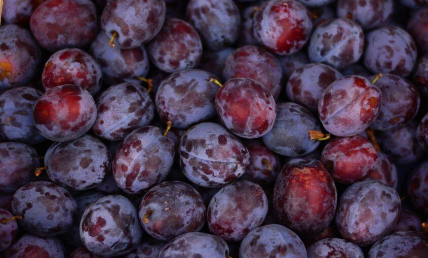 frutas con hueso más sabrosas